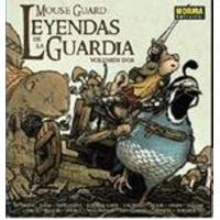 Mouse guard leyendas de la guardia 2