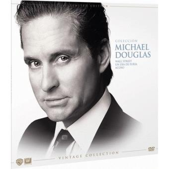 Pack Michael Douglas - DVD