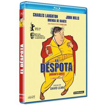 El déspota - Blu-Ray