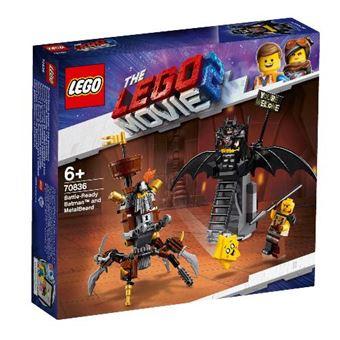 LEGO Movie 2 70836 Batman™ y Barbagris Preparados para Luchar