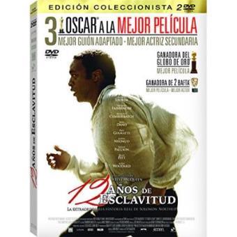 12 años de esclavitud (Ed. Coleccionista) - DVD