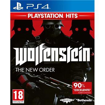Wolfenstein The New Order PS4