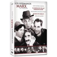 Pack Lo mejor de los Hermanos Marx - DVD