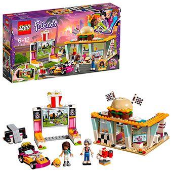 LEGO Friends 41349 Cafetería de pilotos