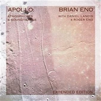 Apollo: Atmospheres & Soundtracks Extended Edition (Hardcover) - 2 CD