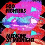 Medicine at Midnight - Vinilo azul