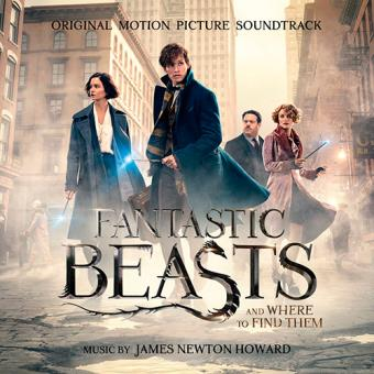 Fantastic Beasts and Where to Find Them B.S.O. - Vinilo