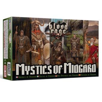Blood Rage: Místicos de Midgard