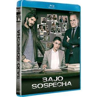 Bajo sospecha  Temporada 1 - Blu-Ray