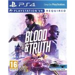 Blood and Truth VR PS4