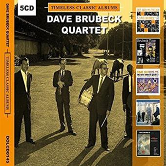 Timeless Classic Albums: Brubeck Dave (5 CD)