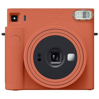 Cámara instantánea Fujifilm instax Square SQ1 Terracota