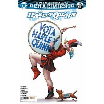 Harley Quinn núm. 23/ 15 (Renacimiento) Grapa