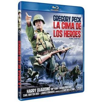 La cima de los héroes - Blu-Ray