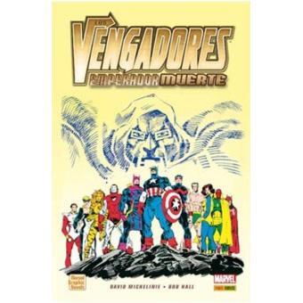 Los Vengadores. Emperador Muerte. Marvel Graphic Novels