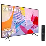 TV QLED 85'' Samsung QE85Q60T 4K UHD HDR Smart TV