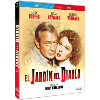 El jardín del diablo - Blu-Ray + DVD