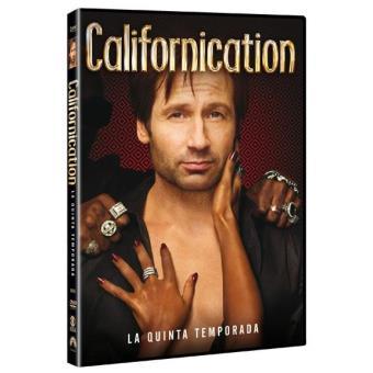 Californication - Temporada 5 - DVD