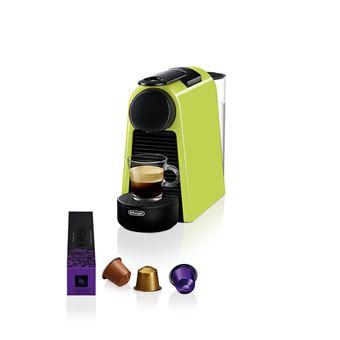 Cafetera  Nespresso De'Longhi Essenza Mini Lima
