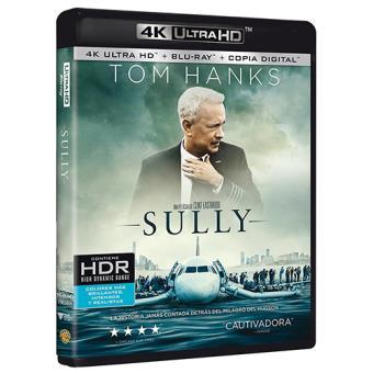 Sully - UHD + Blu-Ray + Copia digital