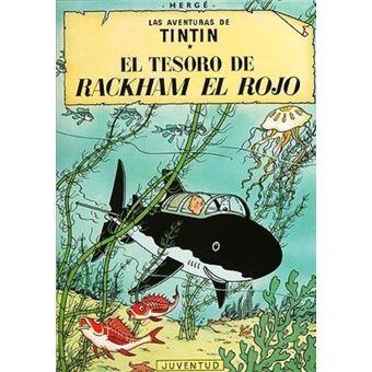 Las aventuras de Tintín 11. El tesoro de Rackham el Rojo