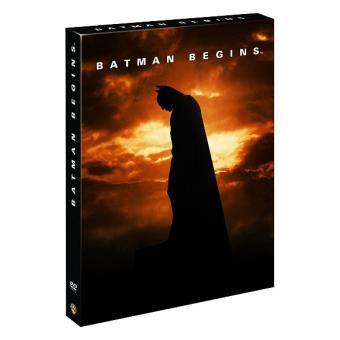 Batman begins DVD + cómic - DVD