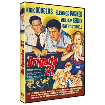 Brigada 21 - DVD