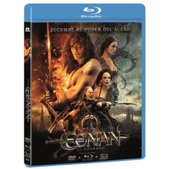 Conan, el bárbaro - Blu-Ray 3D + 2D + DVD