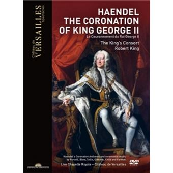 Coronation Of King George DVD