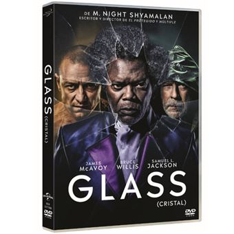 Glass (Cristal) - DVD