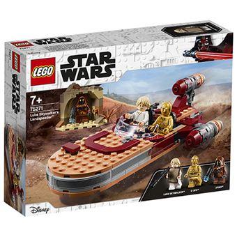 LEGO Star Wars TM 75271 Speeder Terrestre de Luke Skywalker