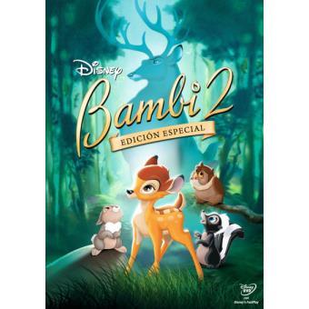 Bambi 2: El príncipe del bosque Ed Especial - DVD