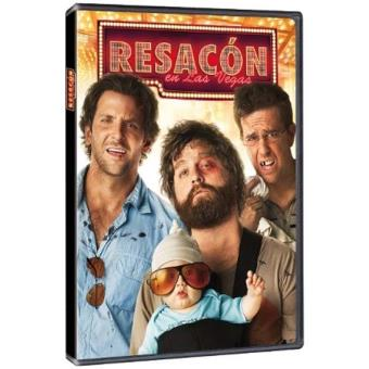 Resacón en Las Vegas - DVD