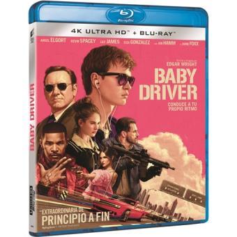Baby Driver - UHD + Blu-Ray