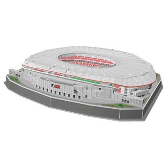 Puzzle 3D Estadio Wanda Metropolitano Club Atlético de Madrid