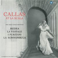 Callas at la Scala - Vinilo