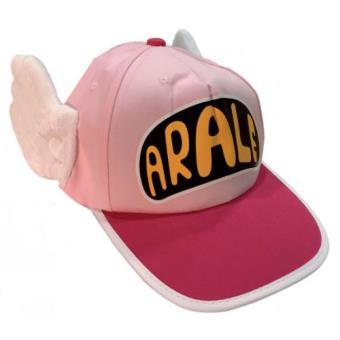 Gorra Arale rosa Dr. Slump M