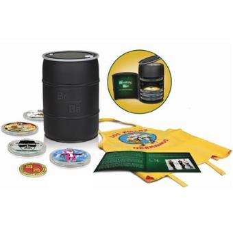 Pack Breaking Bad - Serie completa -  Ed coleccionista - Blu-Ray + Barril