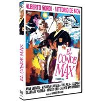 El conde Max - DVD