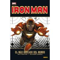 Marvel Deluxe. El Invencible Iron Man 2 El más buscado del mundo