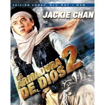 La armadura de Dios 2 - Blu-Ray + DVD