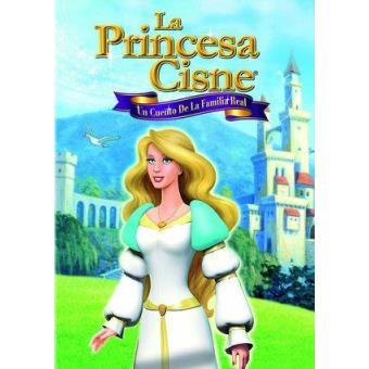 La Princesa Cisne: El cuento de una familia real - DVD