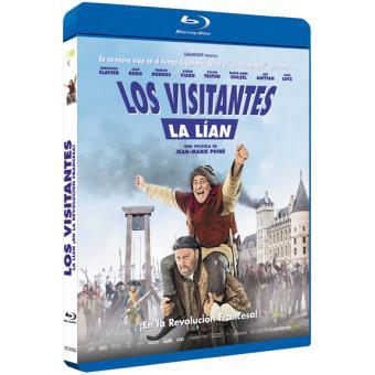 Los visitantes la lían - Blu-Ray