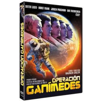 Operación Ganímedes - DVD