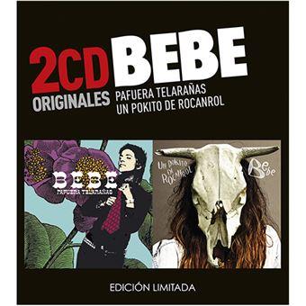 Pafuera Telarañas / Un Pokito de Rocanrol - 2 CDs