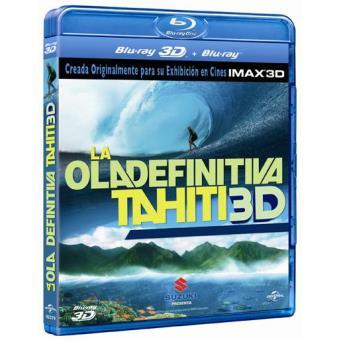 La ola definitiva: Tahití - Blu-Ray + 3D