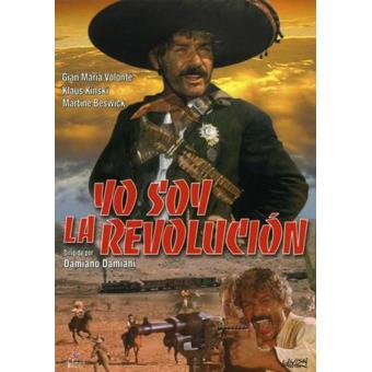 Yo soy la revolución - DVD