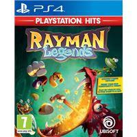 Rayman Legends Hits PS4