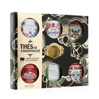 Caja 6 tés de bienvenida Premium Terre D'oc