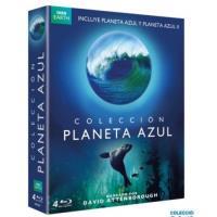 Colección Planeta azul 1 y 2 - DVD